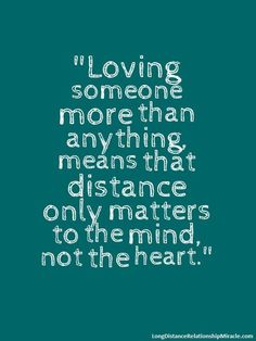 Love quote : Love : 15 Beautiful Long Distance Love Quotes for Her  Freshmorningquotes