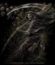 la faucheuse | the grim reaper images Grim Reaper HD wallpaper and background photos ...