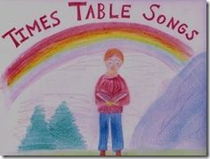Times tables songs