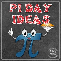 Activities to Celebrate Pi Day