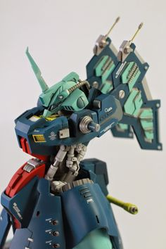 1/144 MSK-008 Dijeh Karaba (GBWC 2014 Entry) - Customized Build