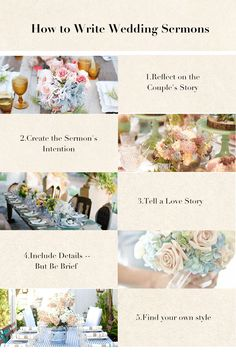 By following these rules, we bet you can write fantastic wedding sermons. #Jeulia
