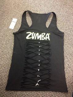 zumba does it again Shirt Refashion af83657c8c9