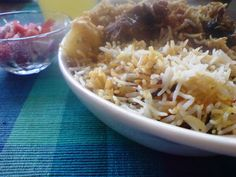 Mughal Flavours: Mutton Biryani   The Purple Foodie. The most authentic flavours for a mugal puloa.