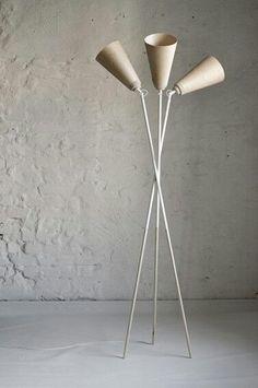 floor lamp in beige   lighting . Beleuchtung . luminaires   Inspiration @ McCary & Co.  
