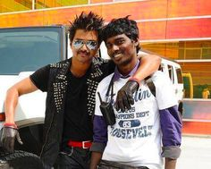Vijay teams up with Atlee