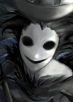 The Nyx Avatar from Persona 3.