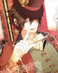 Arsène Lupin - Code Realize  on We Heart It