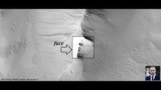 Face on Mars MATTEO IANNEO  Italian Researcher ©