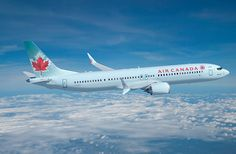 Boeing: Air Canada finalizes order for 61 737 MAXs