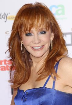 hair styles for the of the reba mcentire hair styles 7189