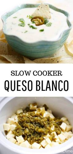 ) – I Heart Naptime Slow Cooker Queso Blanco Dip ingredients!) – I Heart Naptime,Cookout dishes Queso Blanco Dip in the Slow minutes to prep and. Slow Cooker Recipes, Gourmet Recipes, Appetizer Recipes, Mexican Food Recipes, Crockpot Recipes, Cheese Dip Crockpot, Mexican Appetizers, Appetizer Crockpot, Slow Cooker Dips