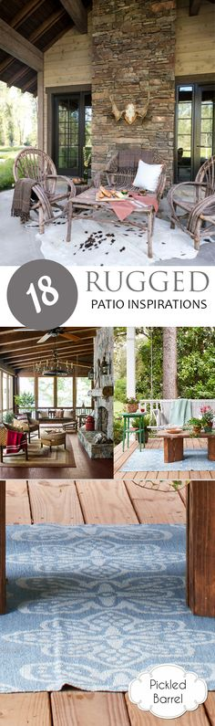 18 Rugged Patio Insp