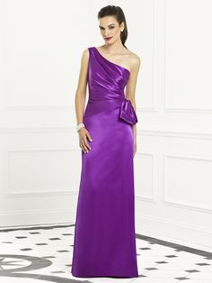 After Six Bridesmaids Style 6653    #purple #bridesmaid #dresses