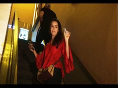 WATCH Shraddha Kapoor with her friend spotted at PVR Cinema. See the full video at : https://youtu.be/QR5ixSMzZhY #shraddhakapoor