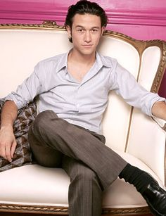 I have always found Joseph Gordon-Levitt very cute , and he just gets better with age!