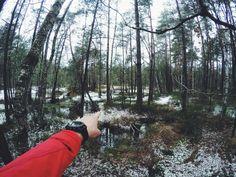 First snow in Stara Miłosna, #Poland, #Garmin, #Fenix, #NewBalance, #runningwild