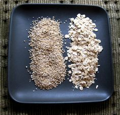 Eat Your Parritch - how to prepare oatmeal like a Scot.