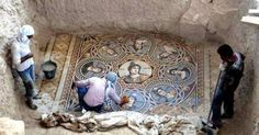 What These Archaeologists Found Under The Ground In Turkey Is Absolutely Breathtaking