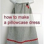 Pillowcase Dress Instructions - local Girl Scouts Troop making these for Charity Christmas 2012