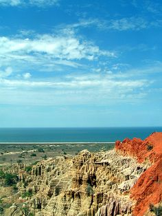 Miradouro da Lua ~ Republic of Angola, Middle Africa....