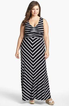 Maxi dress plus sizes nordstroms