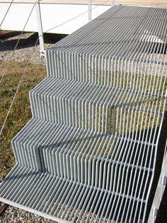 Scala zincata a caldo per una KlimaHaus spinta. | SalileScale