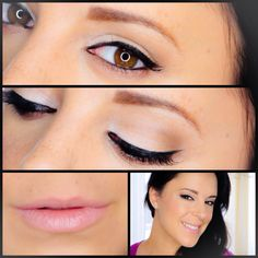 Maquillaje sexy eyeliner para diario  http://youtu.be/KHy4qwoN_BY Sexy eyeliner Makeup for every day  http://youtu.be/el0BPHIkLp8