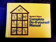 Motors auto repair manual printed in 1958 covers 1949 1958 models 1973 readers digest complete do it yourself manual hard cover 600 pages solutioingenieria Gallery