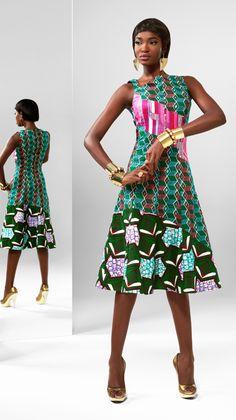 Fashion | Vlisco V-Inspired
