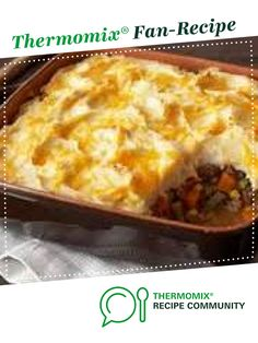 Best Ever Shepherds Pie by kerry691. A Thermomix ® recipe in the category Main dishes - meat on www.recipecommunity.com.au, the Thermomix ® Community.