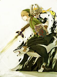 Legend of Zelda by ~IanHE on deviantART