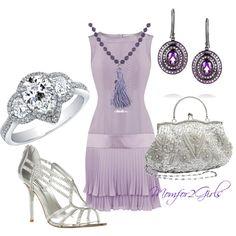"""""""Lovely Lavender"""" by momfor2girls on Polyvore"""
