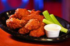 Buffalo Chicken Wings Recipe - 3 Points   - LaaLoosh