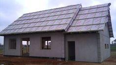 Budowa domku na podstawie #projektu Zgrabny 3 z MG Projekt.   #projekt #dom