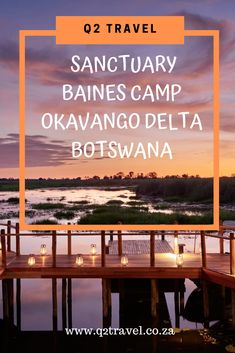 All about this beautiful Camp in the Okavango Delta, Botswana