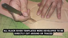 DUAL KEYFOB TEMPLATE SET FOR LEATHER CRAFT - 5 PIECE - FREE SHIPPING - KF2