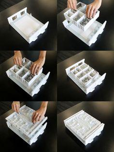 The HOURS I have spent making models.  Digital Craft: 3D Printing for Architectural Design