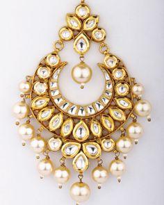 Gold Jewelry In Nepal Head Jewelry, Jewelry Design Earrings, Gold Earrings Designs, Wedding Jewellery Inspiration, Indian Wedding Jewelry, Bridal Jewelry, India Jewelry, Gold Jewellery, Indian Earrings