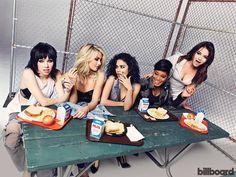 'Grease: Live!' Cast Billboard Cover Shoot Photos | Billboard