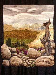 Linda Teddlie Minton: Art Quilts -- some of my favorites from Houston Quilt Festival 2010