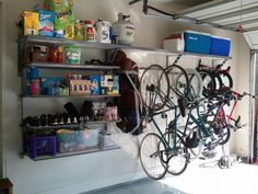 garage organization - Google Search
