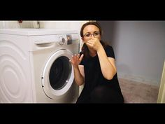 ÇAMAŞIR MAKİNESİ KÖTÜ KOKU ÇÖZÜMÜ %100 DOĞAL - YouTube Washing Machine, Youtube, Nice Asses, House, Youtubers, Youtube Movies