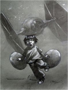 View the very best artwork from the artist Craig Davison. We have a great Davison collection of art and a substantial back catalogue containing many sold out titles. All art is signed by Davison and comes with a certificate of authenticity. Star Wars Love, Star Wars Art, Starwars, Stormtrooper, Love Stars, Animation, Kids Playing, Comic Art, 3 D