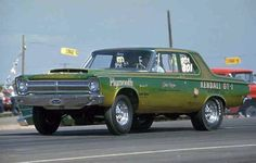 Super Stock Plymouth