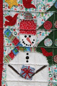 Unique Christmas Rag Quilt Patterns Inspirations Christmas Rag Quilt Patterns - This Unique Christmas Rag Quilt Patterns Inspirations wallpapers was upload on February, 1 2020 by admin. Here latest C. Flannel Rag Quilts, Baby Rag Quilts, Star Quilts, Strip Rag Quilts, Quilt Blocks, Christmas Rag Quilts, Christmas Sewing, Christmas Crafts, Christmas Patterns
