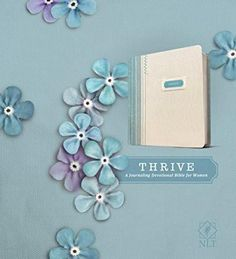 THRIVE: A Journaling Devotional Bible for Women, Shabby Chic Fabric