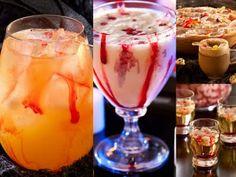 Drink Of The Week - Halloween Drink Garnishes