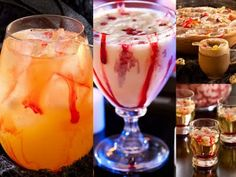 Drink Of The Week - Halloween Drink Garnishes