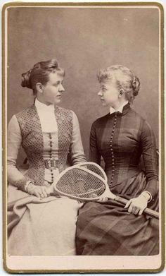 Associazione Italiana dei Collezionisti di Tennis » Fotografie antiche